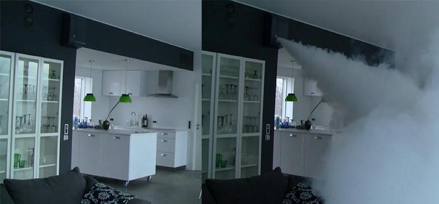 Domestic-SmokeCloak-Installation